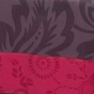 My Jolie Home Tablecloth, Stain Resistant, Spill Proof, Liquid Spills Modern Fushia