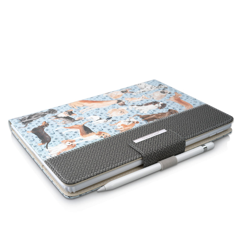 Thankscase Case for iPad 8th Generation / iPad 10.2 / iPad 7th Generation-Blue Foot