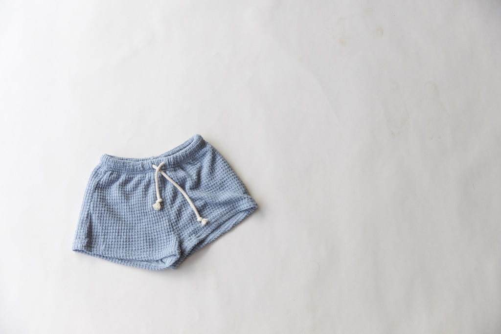 Blue | Lounge Shorts | Raised By Water