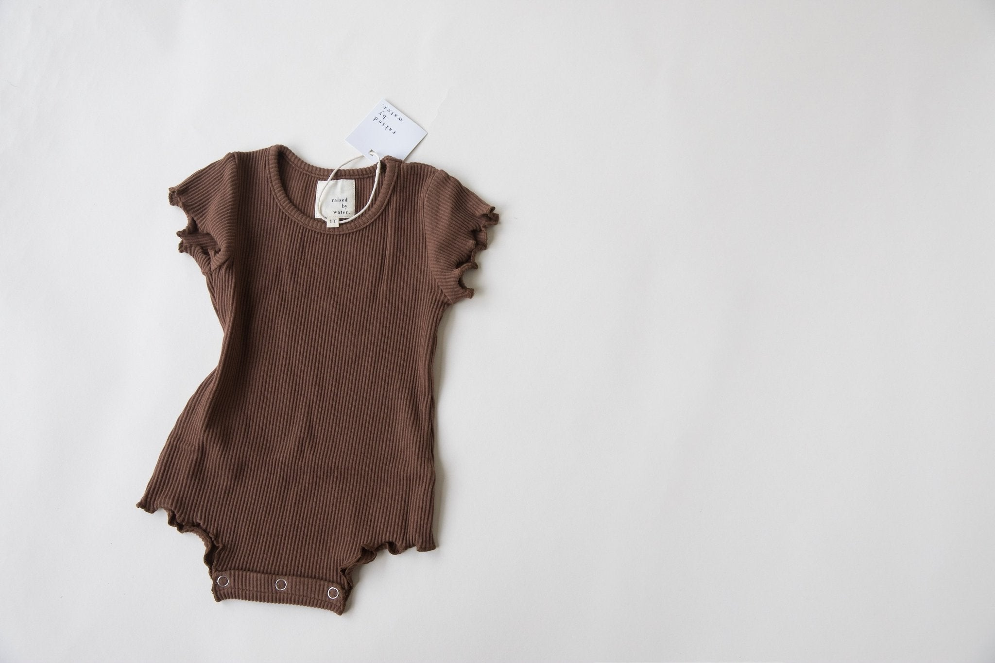 Brown | Hana Onsie | Raised By Water