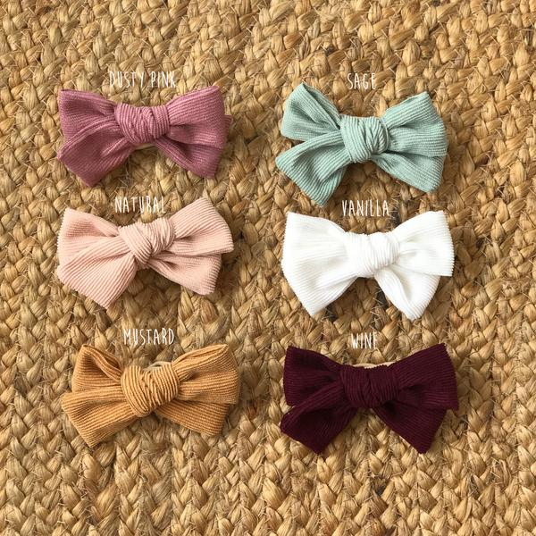 Eadie Large | Bow Headband | Elsie May