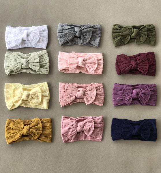 Elsie Bow Headband | Elsie May