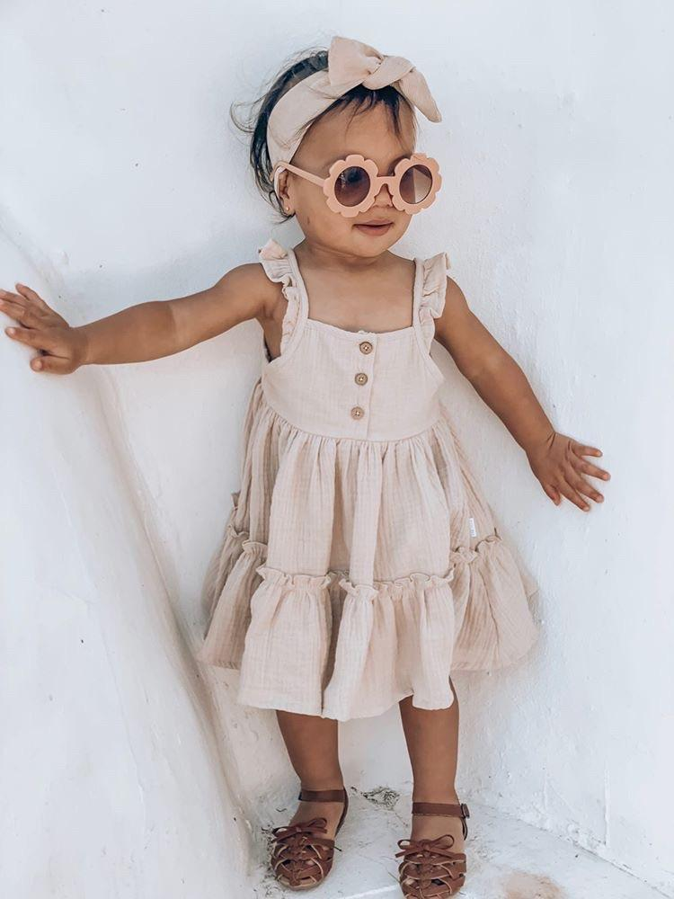 Oat | Frankie Dress | Elsie May