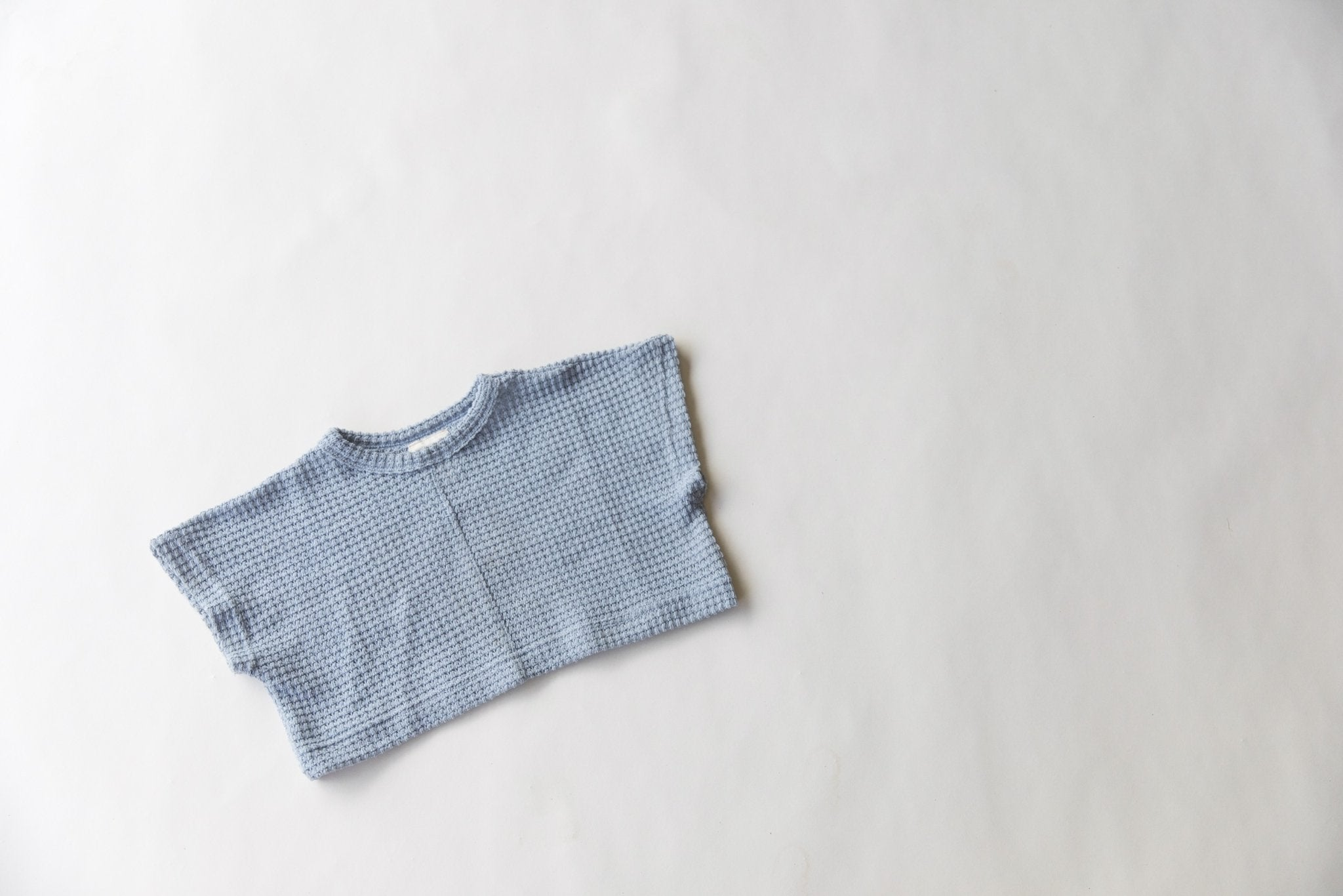 Blue | Lounge Tee | Raised By Water