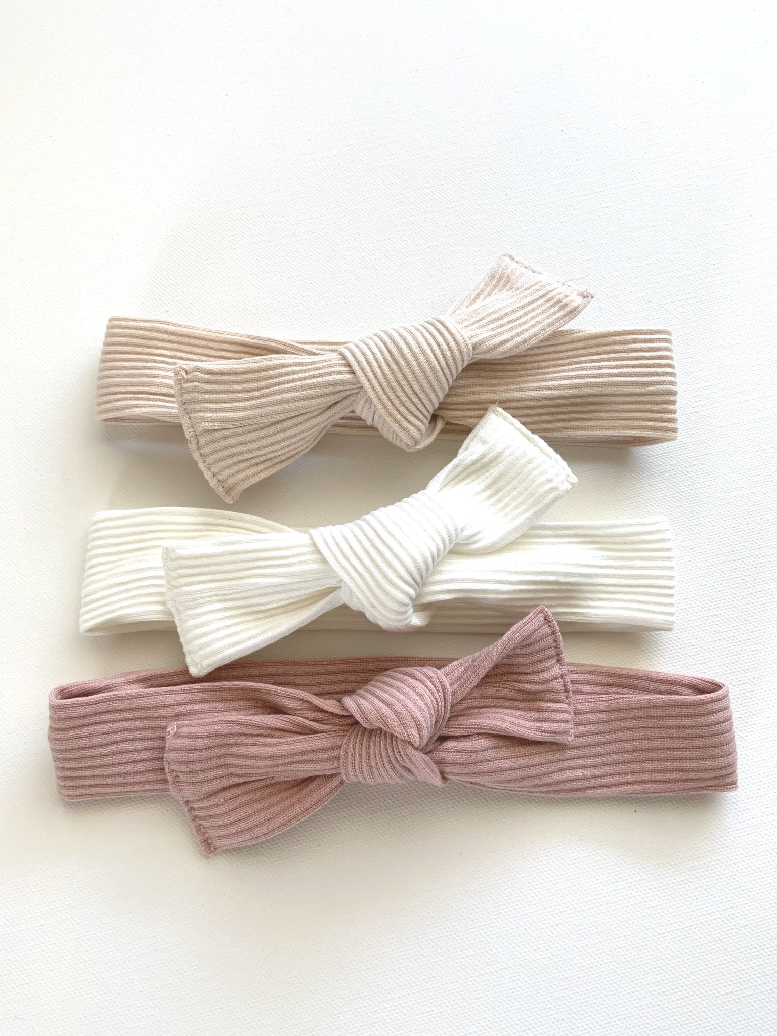Ribbed Headband | Elsie May