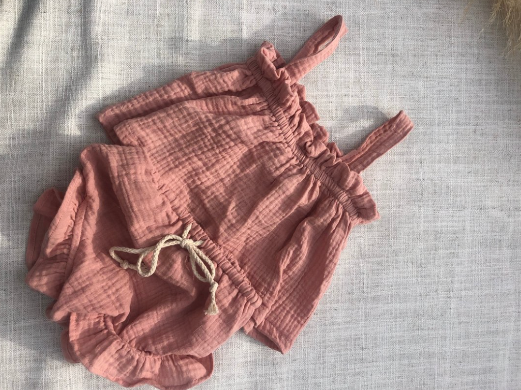 Rose | Muslin Set | Luca Grace