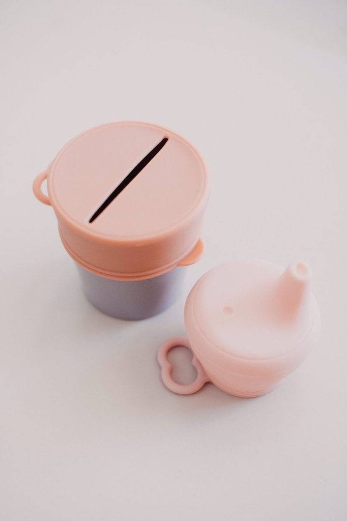 Spring | Sippy/Snack Lid Set | Dove & Dovelet