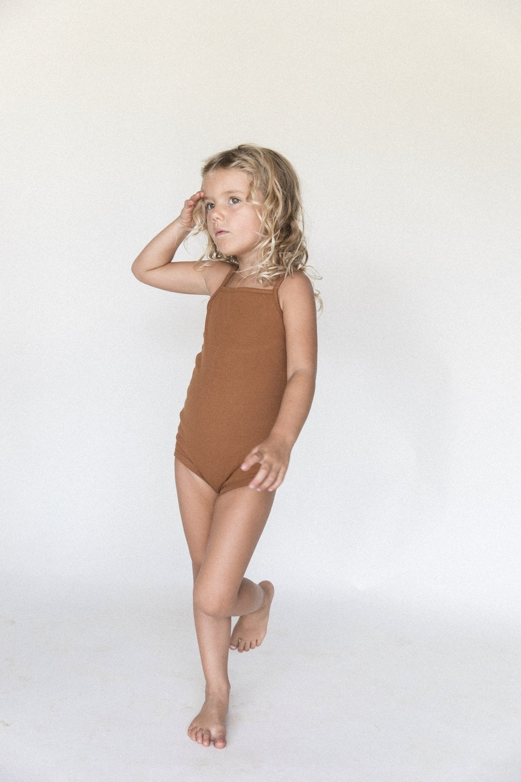 Kauai Clay | Kids Essential Body Suit | Raised By Water