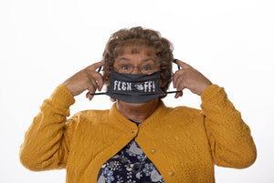Mrs. Brown Feck Off Face Mask
