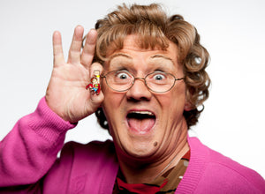 Mrs. Brown Super Mammy Pin