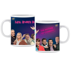 Cast Purple Mug