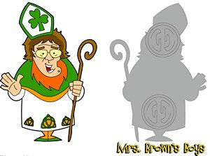 St. Patricks Day 2017 Pin