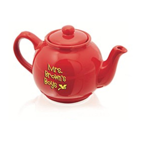 Mrs. Browns Tea Pot