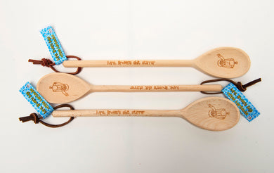 Mrs. Brown Wooden Spoon