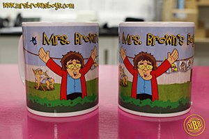 Mrs. Browns Boys Animation Mug