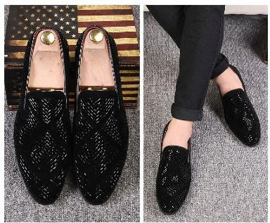 Men Fashion Loafer Shoes party