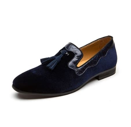 New Men Loafers Brand Men Shoes