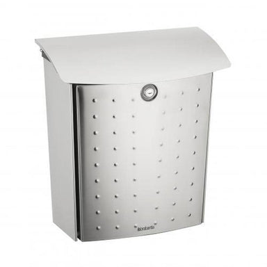 DAD Decayeux D620 Series Post Box- Stainless Steel