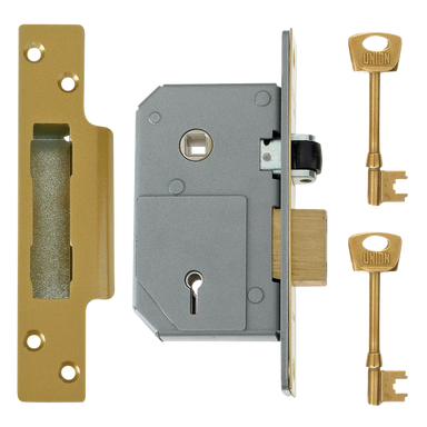 UNION C-Series 3K74 5 Lever Sashlock