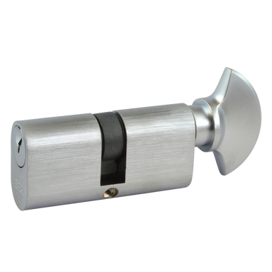 ERA 5-Pin Oval Key & Turn Cylinder