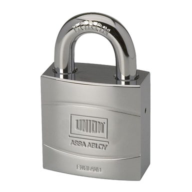 UNION SH60SO High Security Open Shackle Steel Padlock