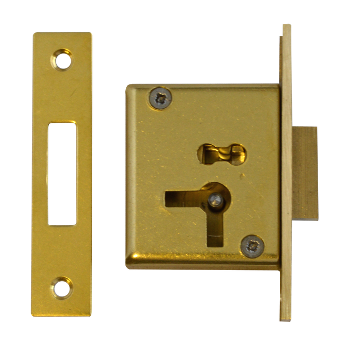ASEC 15 4 Lever Cut Cupboard Lock