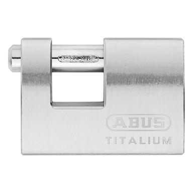 ABUS Titalium 98TI Series Sliding Shackle Padlock