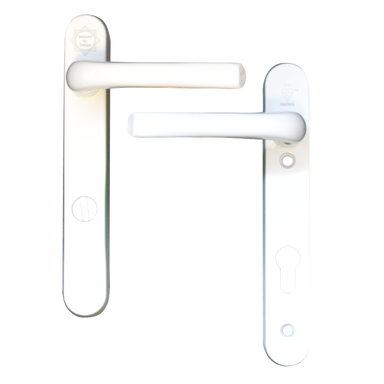 MILA Kite Secure PAS24 2 Star 220mm Lever/Lever Door Furniture
