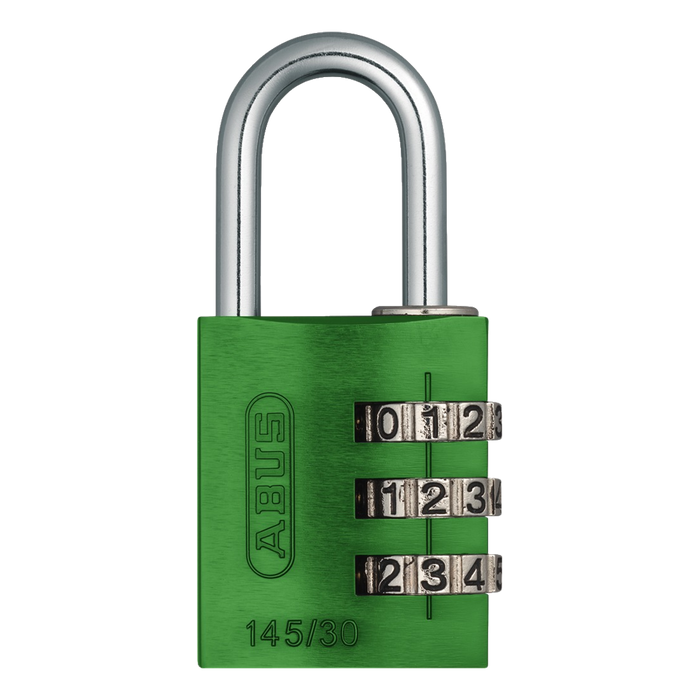 ABUS 145/30 Travel Light Combination Padlock