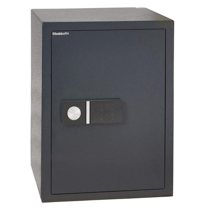 Chubbsafes AlphaPlus 60E Electronic Locking Safe closed door