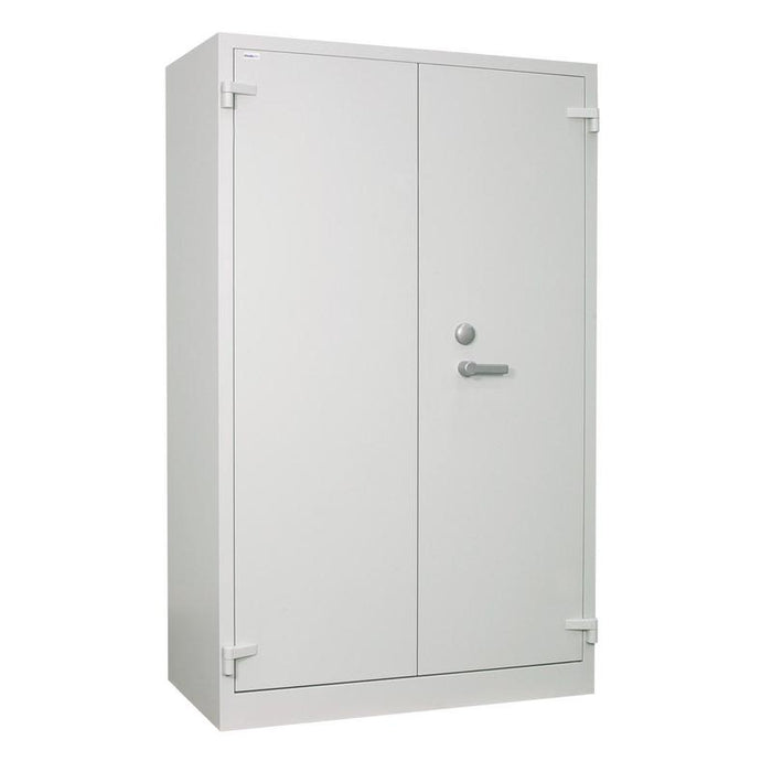 Chubbsafes Archive Cabinet Size 880 Key Locking Cabinet closed door
