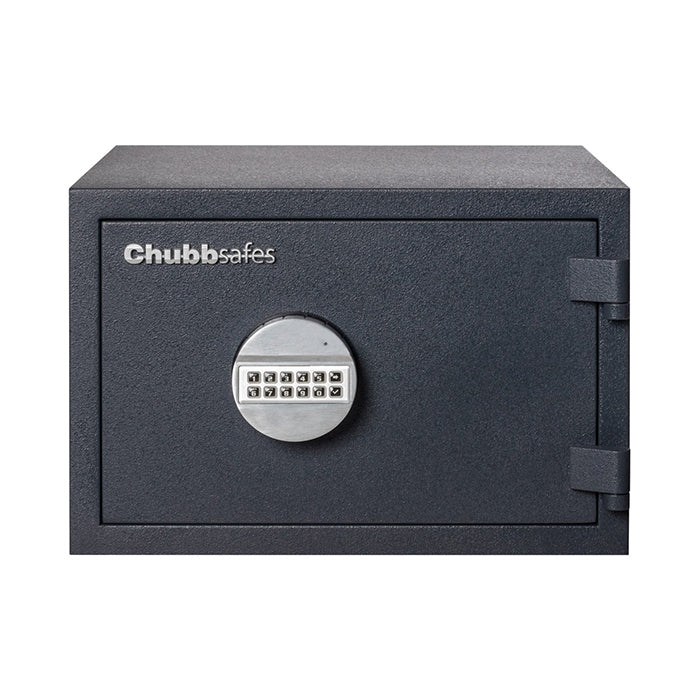 Chubbsafes HomeSafe S2 30 P 20E Electronic Locking Safe with door closed
