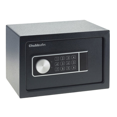 Chubbsafe Air Electronic Safe closed door closed