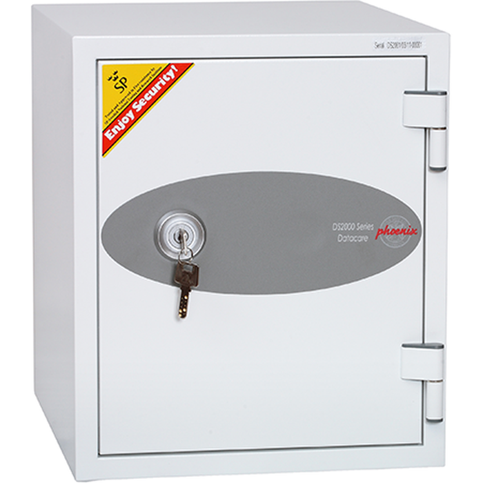 Phoenix Datacare DS2001K Key Locking Data Safe