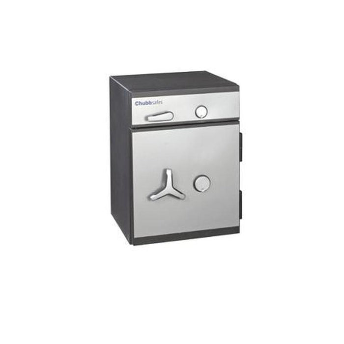 Chubbsafes ProGuard Deposit Grade 1 - 60 Key Locking Deposit Safe with both drawer and door closed