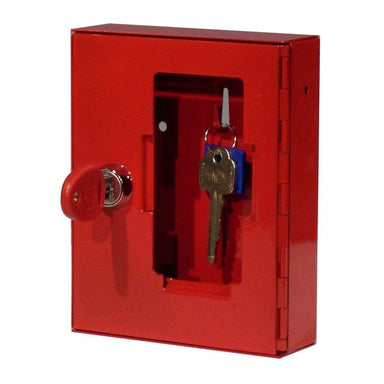 Securikey Glass Fronted Emergency Box with Cylinder Lock