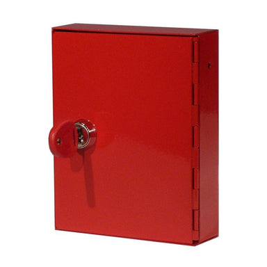 Securikey Solid Fronted Emergency Key Box with Cylinder Lock