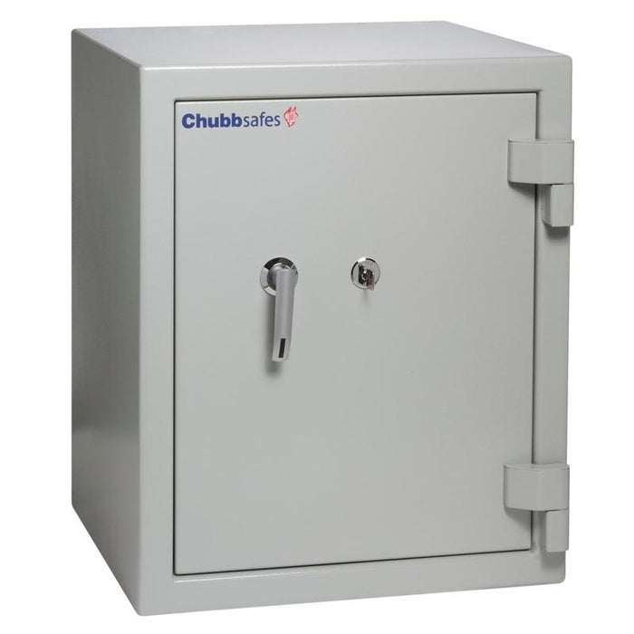 Chubbsafes Executive 65 K Keylocking Fire proof Safe with door closed