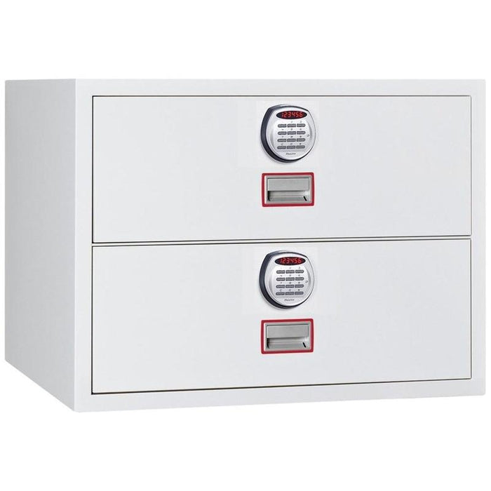 Phoenix World Class Lateral Fire File FS2412E Electronic Locking Filing Cabinet