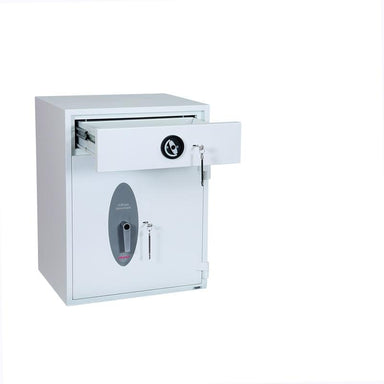 Phoenix Diamond Deposit HS1092KD Key Locking Deposit Safe