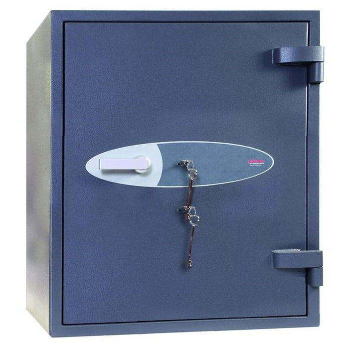 Phoenix Planet - Grade 4 HS6072K Key Locking Safe