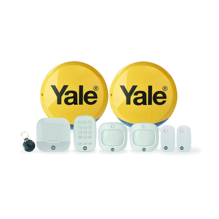 An image of Yale Sync Smart Home Alarm Family Kit Plus