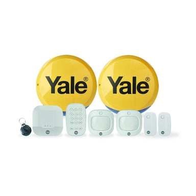 Yale Sync Smart Home Alarm Family Kit Plus