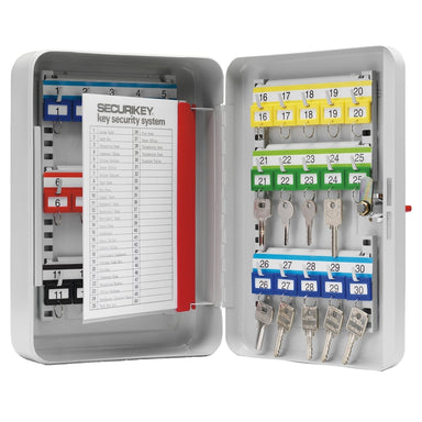 Securikey System 30 Key Locking Key Cabinet