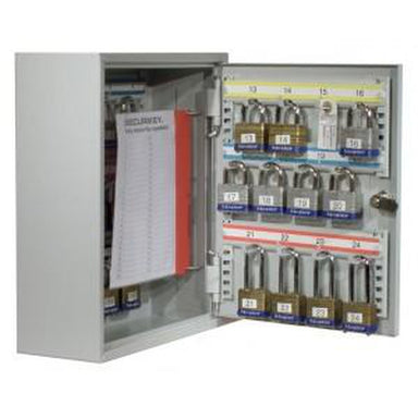 Securikey System 24 Padlock Key Locking Key Cabinet