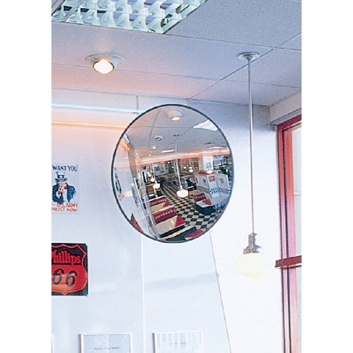 Securikey Round Acrylic Interior Convex Mirror - 900mm M18108J