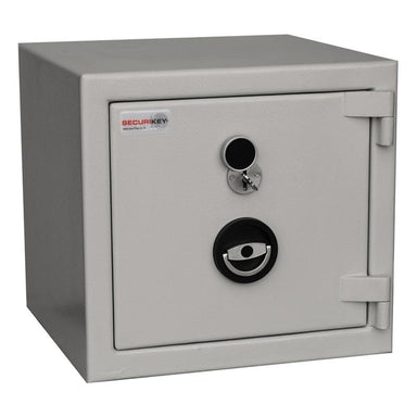 Securikey Euro Grade 2040N Key Locking Safe