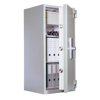 Securikey Euro Grade 2580 Key Locking Safe
