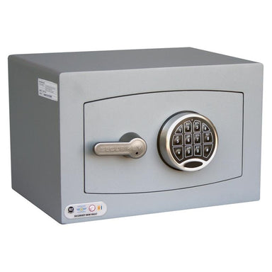 Securikey Mini Vault Silver 0E Electronic Locking Safe
