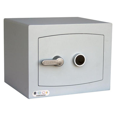 Securikey Mini Vault Silver 1K Key Locking Safe